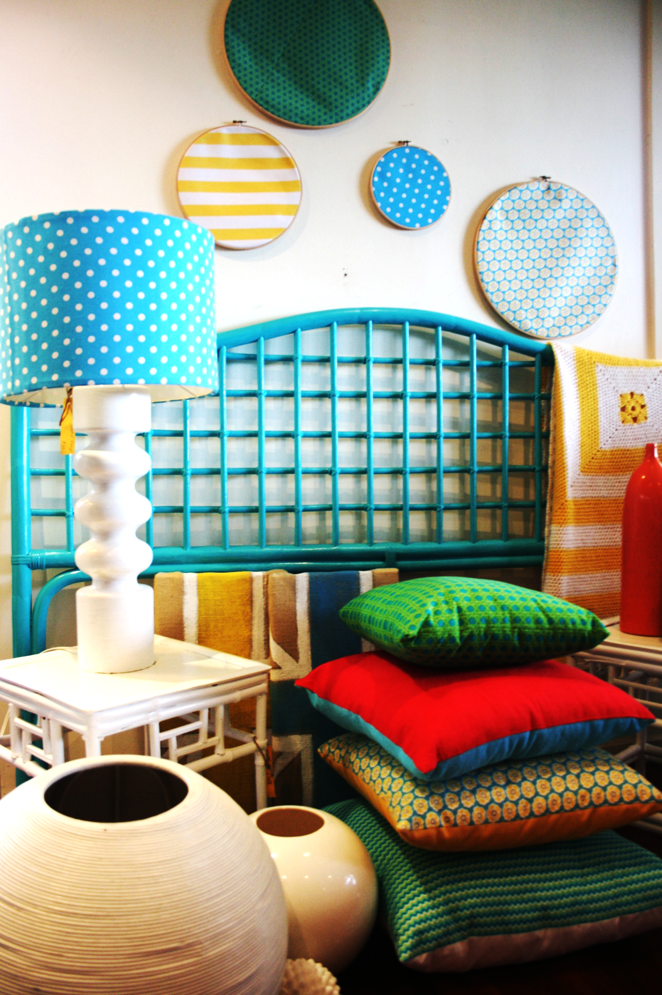 Tiffany and co bedhead retro decor the vintage valet blog - Retro stuhle gunstig ...